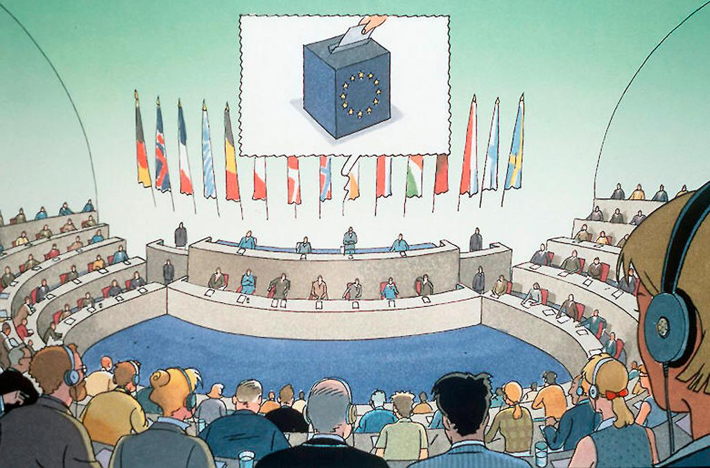 Ποιος ο ρόλος του Ευρωκοινοβουλίου και γιατί είναι σημαντική η συμμετοχή των πολιτών στις εκλογές