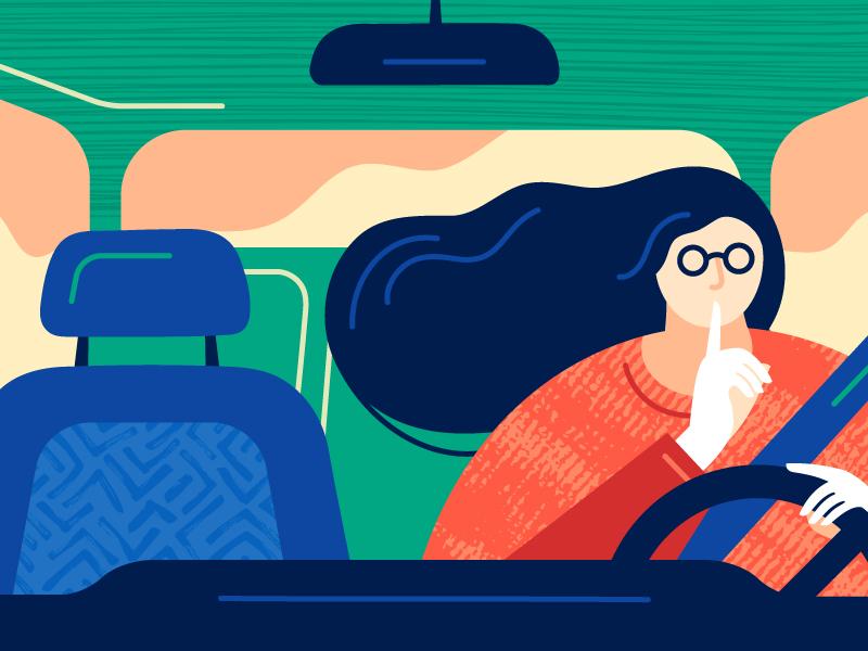 Γιατί οδηγεί άλλος το δικό σου όχημα;