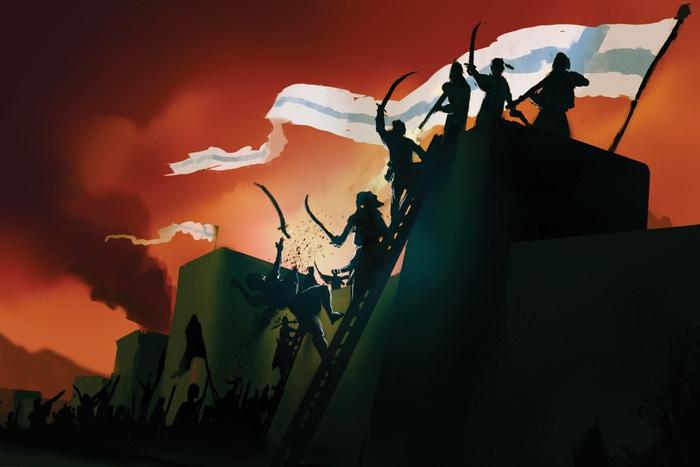 Η στιγμή της Επανάστασης που έκρινε το μέλλον της χώρας