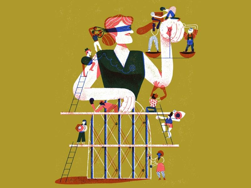 Το κράτος έχει συνέχεια: νέες προσπάθειες επιρροής και ελέγχου της δικαιοσύνης